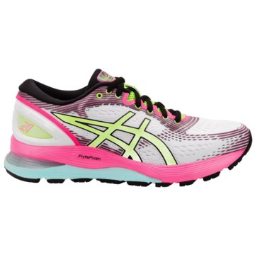 asics RunningGel-Nimbus 21 SP Women weiß
