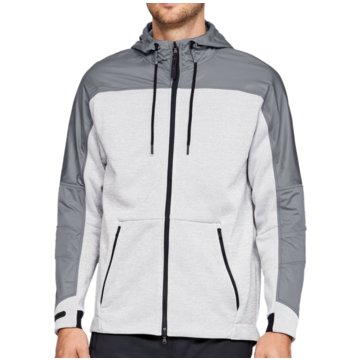Under Armour HoodiesColdGear Storm Swacket grau