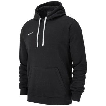 Nike HoodiesTeam Club 19 PO Fleece Hoodie schwarz