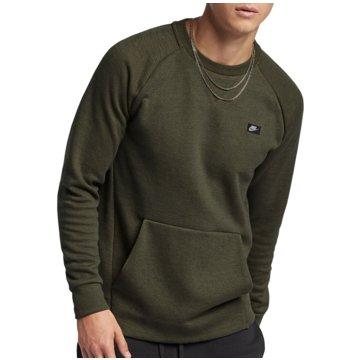 Nike SweatshirtsOptic Crew grün