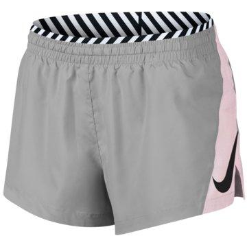 Nike LaufshortsElevate Track Short Women grau