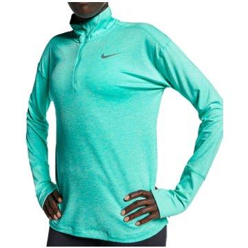 Nike SweatshirtsDry Element HZ Top Women türkis