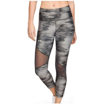 Under Armour 3/4 SporthosenCrop Tight Women grau