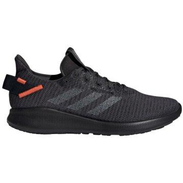 adidas RunningSenseBOUNCE + STREET M schwarz