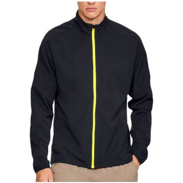 Under Armour LaufjackenStorm Launch Branded Jacket schwarz
