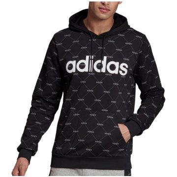 adidas Hoodies schwarz