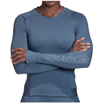 adidas SweatshirtsMotion Sweatshirt Women blau