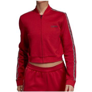 adidas TrainingsjackenCelebrate The 90s Tracktop Women rot