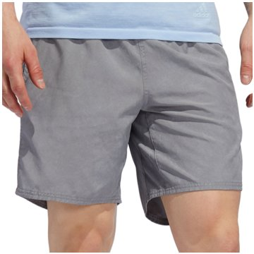 adidas LaufshortsSaturday HD Shorts grau