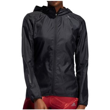 adidas LaufjackenOwn The Run Jacket Women schwarz