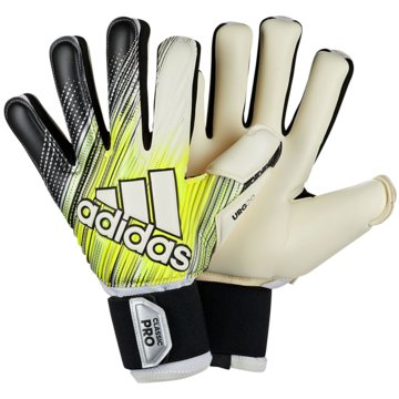 adidas TorwarthandschuheClassic Pro gelb