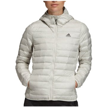 adidas FunktionsjackenVarilite Hooded Down Jacket Women beige