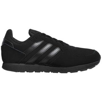 adidas Running8K schwarz
