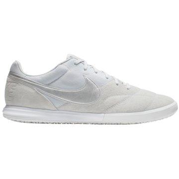Nike Hallen-SohleThe Nike Premier II Sala grau