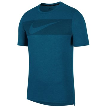 Nike T-ShirtsBreathe Graphic SS Top türkis