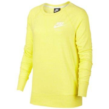 Nike SweatshirtsNew Gym Vintage Crew Women gelb
