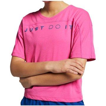Nike TopsMiler Surf Top SS Women pink