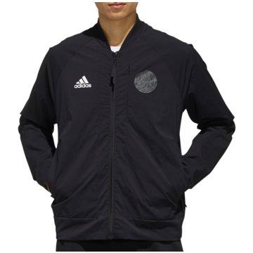 adidas TrainingsjackenVRCT Bomber Jacket schwarz