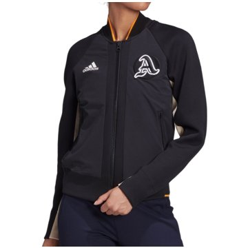 adidas TrainingsjackenW V.CITY JACKET - EA0422 schwarz