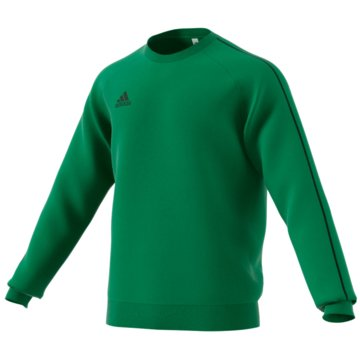 adidas SweatshirtsCORE 18 SWEATSHIRT - FS1898 grün