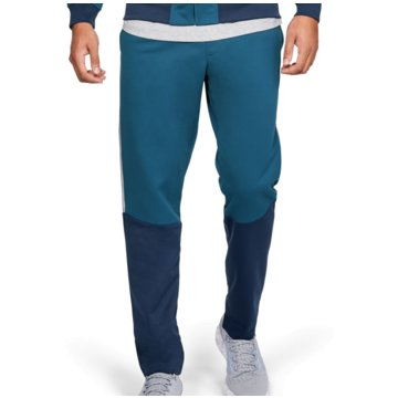 Under Armour SlipsAthlete Recovery Training Pant blau