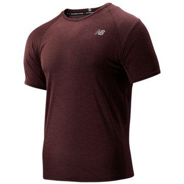New Balance T-ShirtsNB Ice 2.0 SS Tee rot