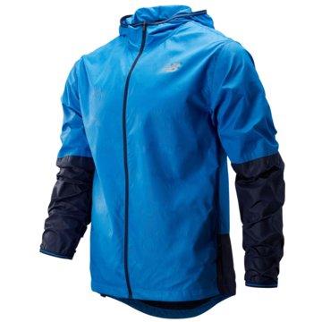 New Balance ÜbergangsjackenVelocity Jacket braun