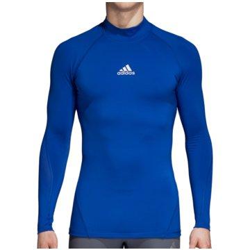 adidas FunktionsshirtsASK SPR LS CW M - DP5533 blau