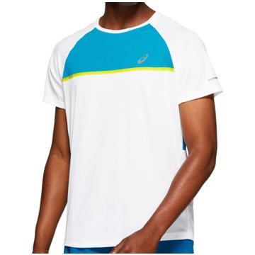 asics T-ShirtsSS Top weiß