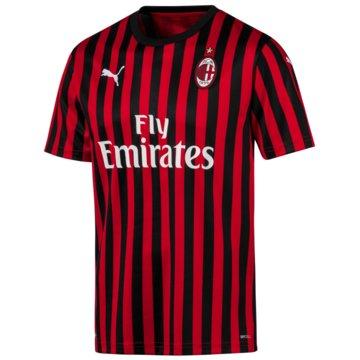 Puma Fan-TrikotsAC Milan Replica Home Trikot 2019/2020 rot