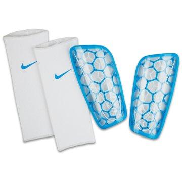 Nike SchienbeinschonerMercurial Flylite blau