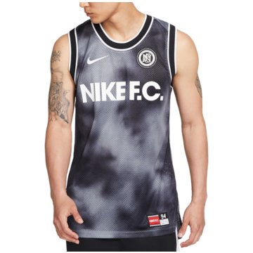 Nike TanktopsF.C. SL Top schwarz