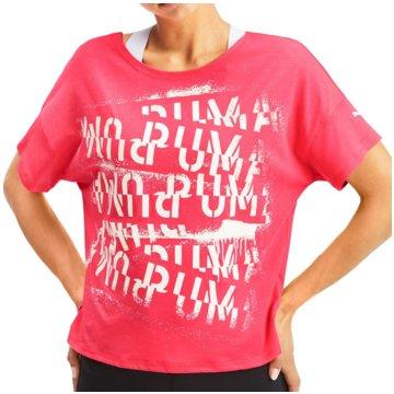 Puma T-Shirts pink
