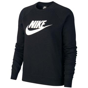 Nike SweatshirtsSportswear Essential Fleece Crew Women schwarz