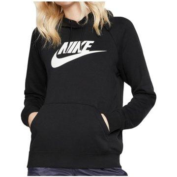 Nike HoodiesEssential Hoodie Women schwarz