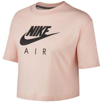 Nike T-ShirtsAir SS Top Women rosa