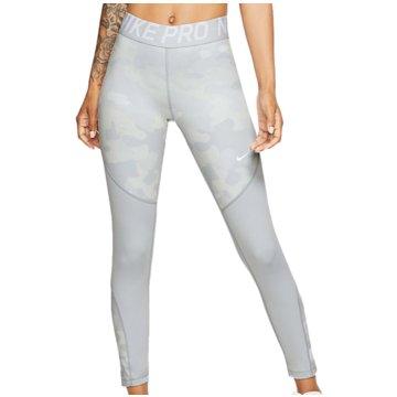 Nike TightsPro Rebel Camo 7/8 Tight Women grau