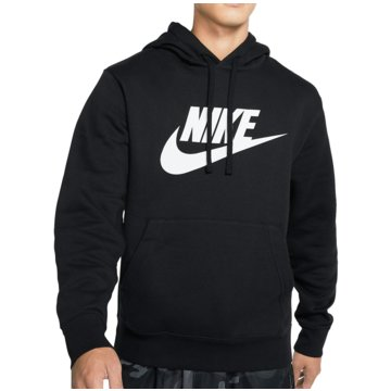 Nike HoodiesSPORTSWEAR CLUB FLEECE - BV2973-010 schwarz