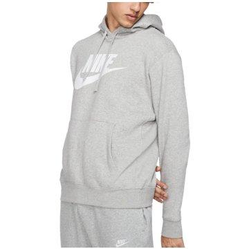 Nike HoodiesSportswear Club Fleece Hoodie PO grau