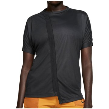 Nike T-ShirtsRebel SS Top Women schwarz