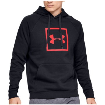 Under Armour HoodiesRival Fleece Logo Hoodie schwarz