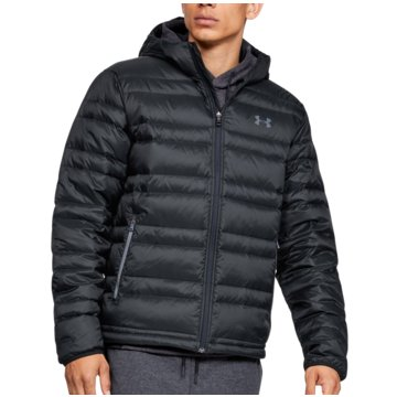 Under Armour TrainingsjackenStorm ColdGear Infrared Insulated Hooded Down Jacket schwarz