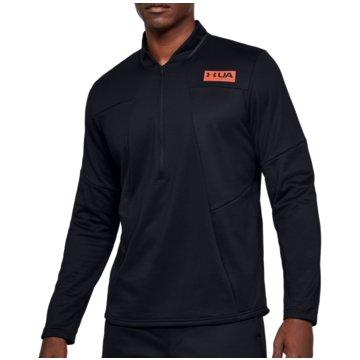 Under Armour Sweatshirts schwarz