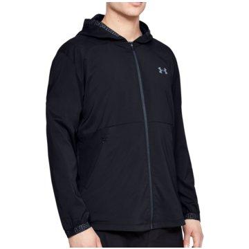 Under Armour SweatshirtsVanish Woven Jacket schwarz