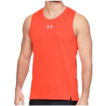 Under Armour TanktopsQualifier Tanktop rot