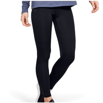Under Armour Lange HosenColdGear Armour Compression Legging Women schwarz