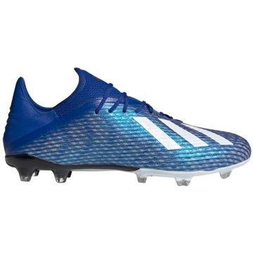 adidas Nocken-SohleX 19.2 FG blau