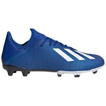 adidas Nocken-SohleX 19.3 FG blau