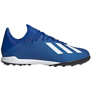 adidas Multinocken-SohleX 19.3 TF blau
