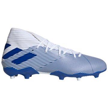 adidas Nocken-SohleNemeziz 19.3 FG blau